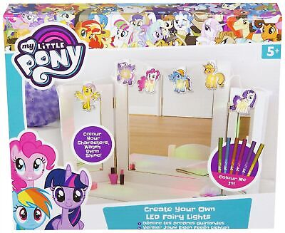 My Little Pony Create Your Own Paper Lantern LED Fairy String Bedroom Lights
