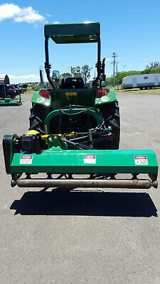 5ft Verge Mower 50hp Gearbox Multipurpose Applications - AgKing Implements