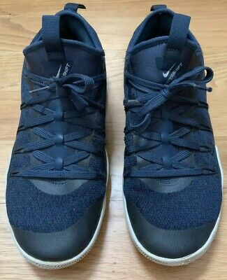 reputable site 687be 0611c Men s Nike Hypershift Basketball Shoes Blue White 844369-410 Size 9