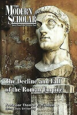 The Decline And Fall Of Rome (The Modern Erudito Uc125 ) ( Exlib )