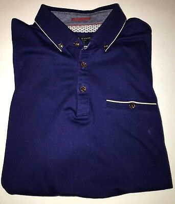 814c98ae3 BNWT TED BAKER London Derry Modern Slim Fit Polo MSRP  99!! -  27.99 ...