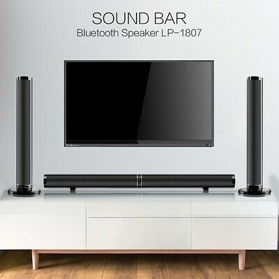 Home Powerful Bluetooth Wireless Sound bar Speaker Subwoofer TV Home Theater Lot