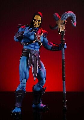 *Preorder* Masters of the Universe Figure 1/6 SKELETOR by Mondo - hot toys motu