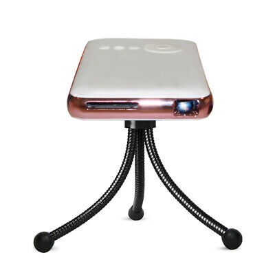 Android Powered Mini Portable GO DLP Projector Home Entertainment Centre Battery