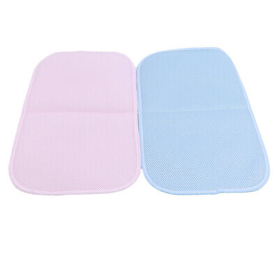 Waterproof Bamboo 3D Insulate Pad Changing  Protector Leak-Proof Soft 8C