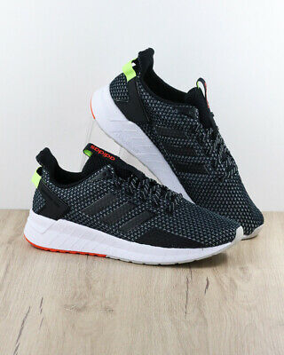 promo code e1768 ca7d0 Adidas Sneakers Sport Shoes Running Black Core Questar Ride 2019 mesh