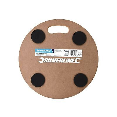 Silverline Tools 739663 Round Platform Dolly  250 kg .