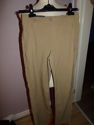 Bnwt Boys Designer Under Armour Trousers Uk Aged 14 Yrs Rrp £50