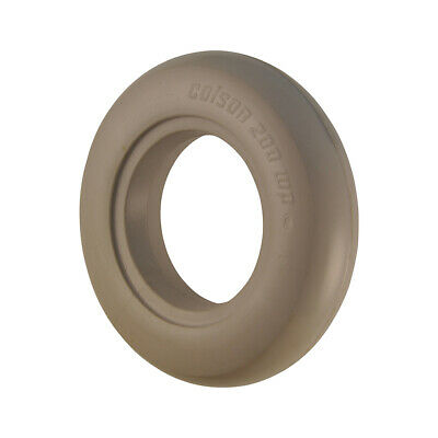 200Mm Colson Wide Profile Mcp Tyre (Pair)