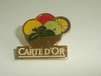 Pins Carte d'Or