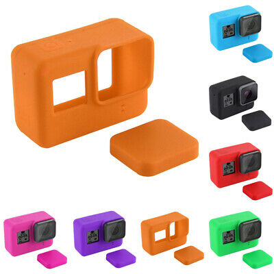 Silicone Cover Protective Case Protector For GoPro HERO 6 5 Universal Good Nice
