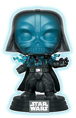 Star Wars - Darth Vader (Electrocuted Glow) Pop! Vinyl - FunKo Free Shipping!