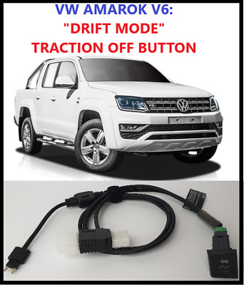 V6 VW Amarok - OFFROAD Performance traction control OFF module - Drift mode!