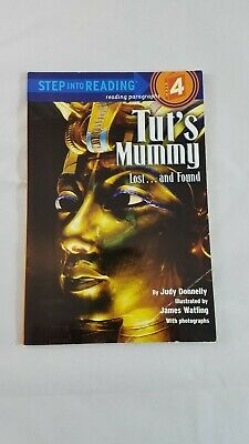 Tuts Mummy: Lost...and Found, Step into Reading Step 4, by Judy Donnelly