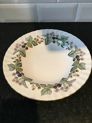 """Royal Worcester White Lavinia Rimmed Soup Bowls 9 1/4"""" NEW Never Been Used"""