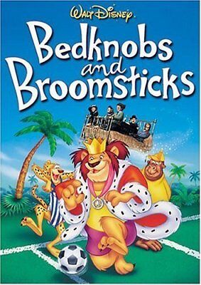Bedknobs and Broomsticks ~ DVD 2001 ~ 30th Anniversary Edition