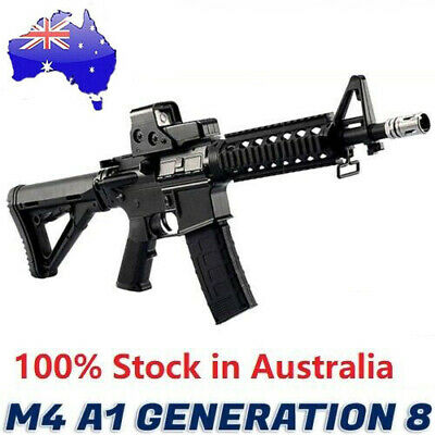 New Jinming M4A1 Gen8 Gel Ball Blaster Water Bullet Mag-fed Toy Adult Size AU