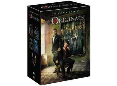 The Originals The Complete Series (21 DVD's, 2018) New Sealed Vampires Best Show