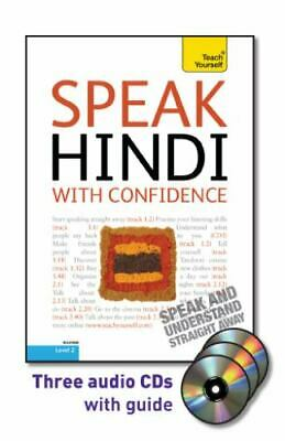 Speak Hindi with Confidence with Three Audio CDs: A Teach Yourself Guide (Teach