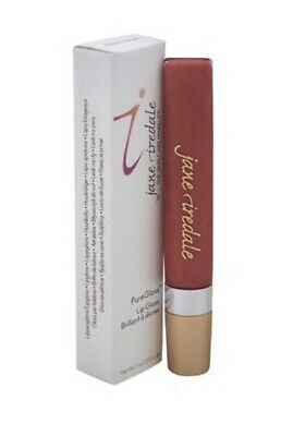 Jane Iredale PureGloss Lip Gloss- BEACH PLUM- NEW IN BOX
