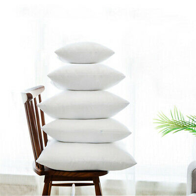 Trendy Hollow-fiber Pumped Cushion Fillers/Inner Cushion Inserts/Pads All Sizes