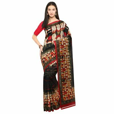 425f61a8f4b7fd Clothing, Shoes & Accessories Indian Pakistani Wedding sari Bollywood Party  wear Designer Saree Traditional SV Women's Clothing