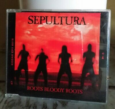 Sepultura Roots Bloody Roots 4 Tracks CD