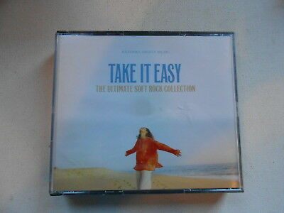 Take It Easy-The Ultimate Soft Rock Collection-4 Cd Set-Readers Digest-Australia