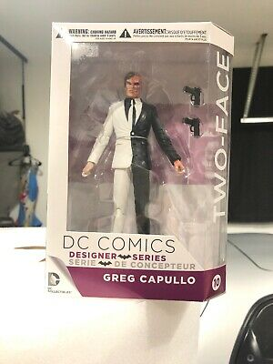 DC CollectiblesDesigner Series 3Two-Face by Greg CapulloAction Figure