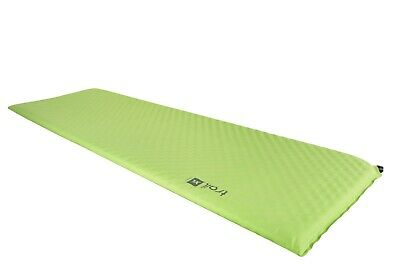 Highlander Trail XL Self Inflate Mat Sleeping Mat Sleep Pad Inflatable Padded