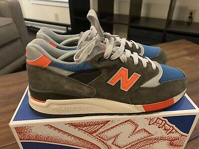premium selection d8a2c afe90 New Balance 998 for J.Crew Men s Made in USA