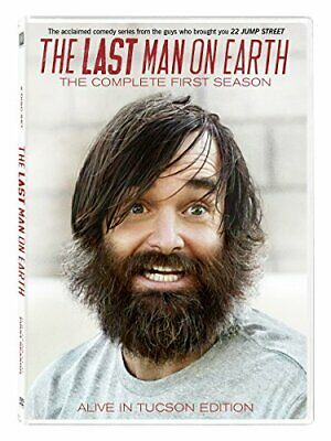 The Last Man on Earth: The Complete First Season (Season 1) (2 Disc) DVD NEW