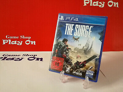 The Surge (PlayStation 4 PS4) New Sealed