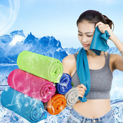 Instant Cooling Towel Sports Gym Towel Drying Sweat Pets Baby Absorb Quick-Dry