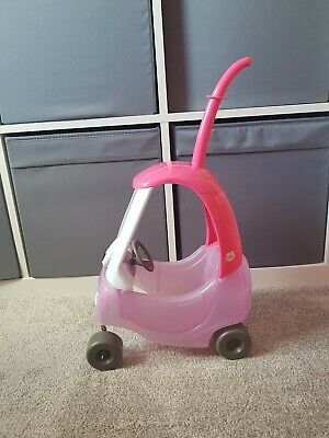 Zapf Creation My Little Baby Born Doll Little Tikes Push Along Cosy Coupe Car