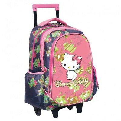 Cartable à roulettes Charmmy Kitty Star 43 CM Trolley