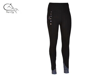 Elico Madison Stretch Riding Tights Leggings High Waist Ladies FREE Delivery