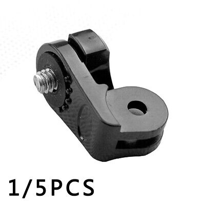 1pc/5pcs Tripod Mount Adapter Converter To 1/4 Thread Screw For GoPro And Came
