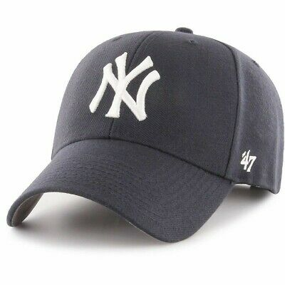 Cappello New Era 9Forty New York Yankees MLB Unisex Regolabile Blu  BMVP17WBVHOME d4779d28fe2e