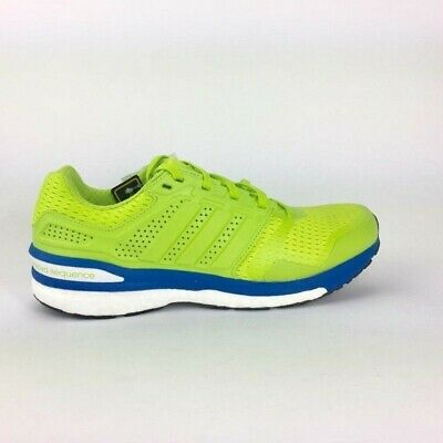 hot sale online 194da bf9af Scarpe Adidas Supernova Sequence Boost 8 Running Uomo Donna Giallo Yellow  S78294