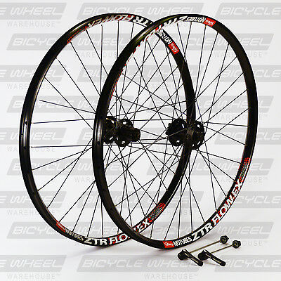 """Stans Flow EX 26/"""" Speed Tuned MTB DT Swiss Competition Mountain Bike Wheel Set"""