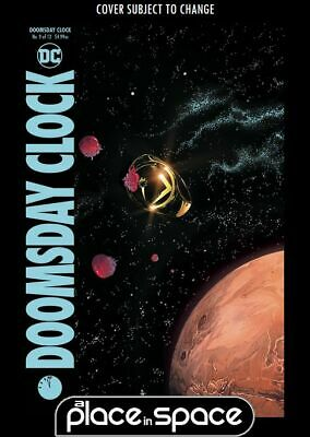 Doomsday Clock #9A (Wk10)