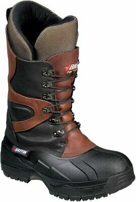 Baffin Apex Mens Winter Boots Black/Bark/Brown