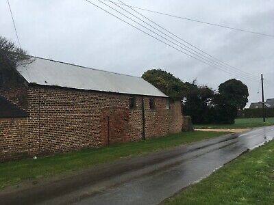 Traditional Brick Barn For Sale Ideal Conversion Project New House Self Build !