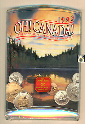 1999 Oh! Canada Set (11559)