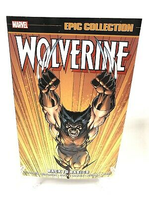 WOLVERINE EPIC COLLECTION TPB BACK TO BASICS REPS 17-30 MORE