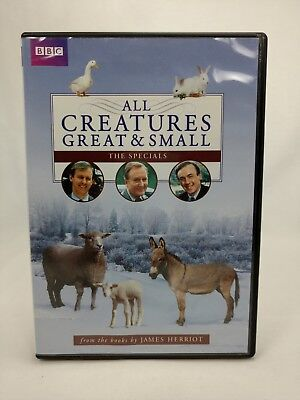 All Creatures Great and Small - The Specials (DVD, 2010)