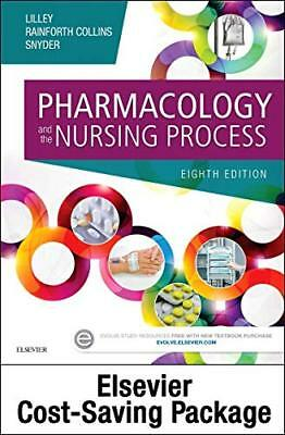 Pharmacology and the Nursing Process 8th Edition by Lilley
