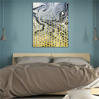 HD Print Canvas Wall Art Abstract Oil Painting Modern Home Room Decor Unframed