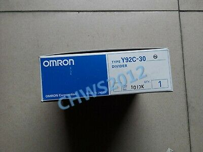 1 PCS NEW IN BOX OMRON Cam Positioner Parallel Input Adapter Y92C-30